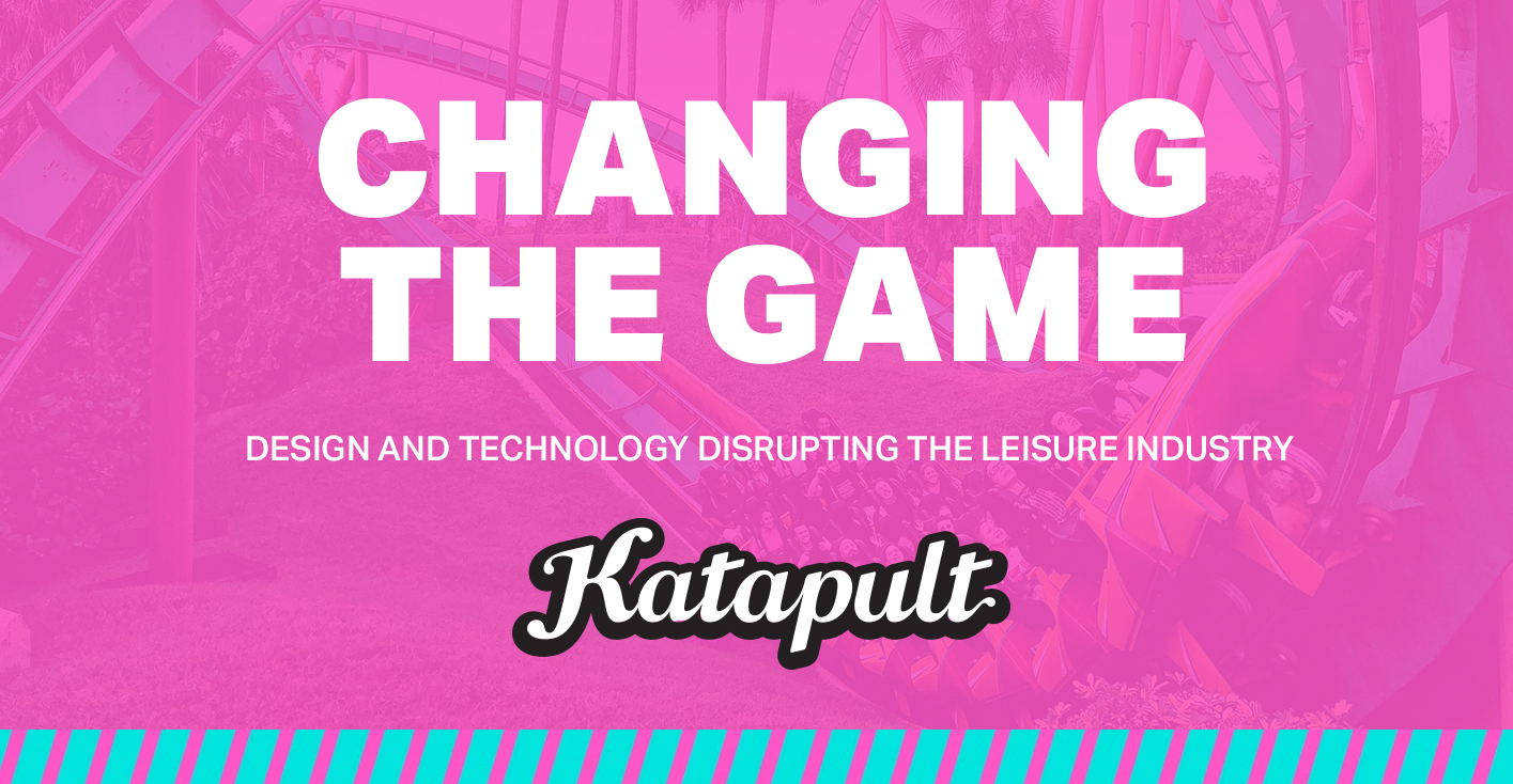 Design and technology disrupting the leisure industry