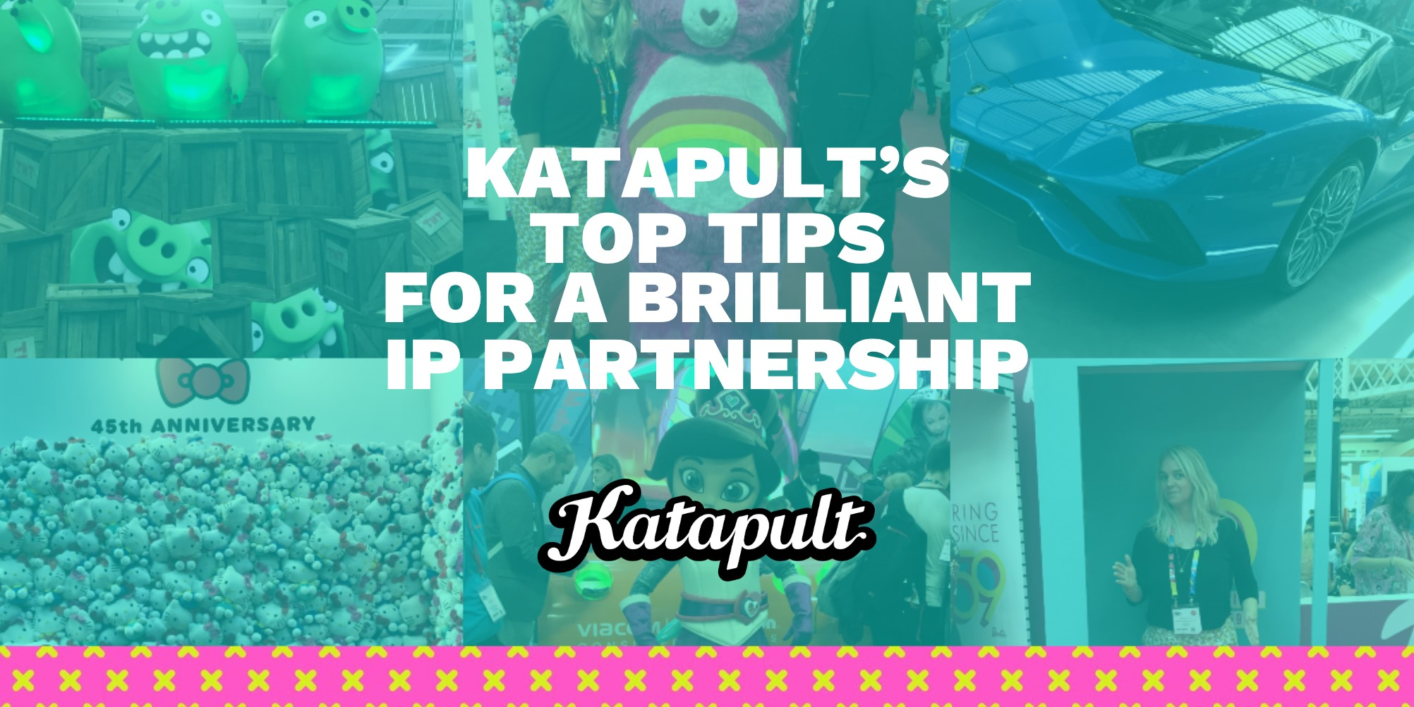 Katapult's top tips for a brilliant IP partnership