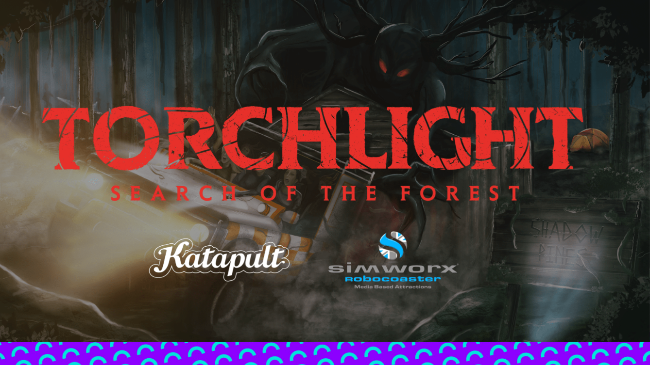 TORCHLIGHT: New Dark Ride Experience Unveiled By Katapult And Simworx
